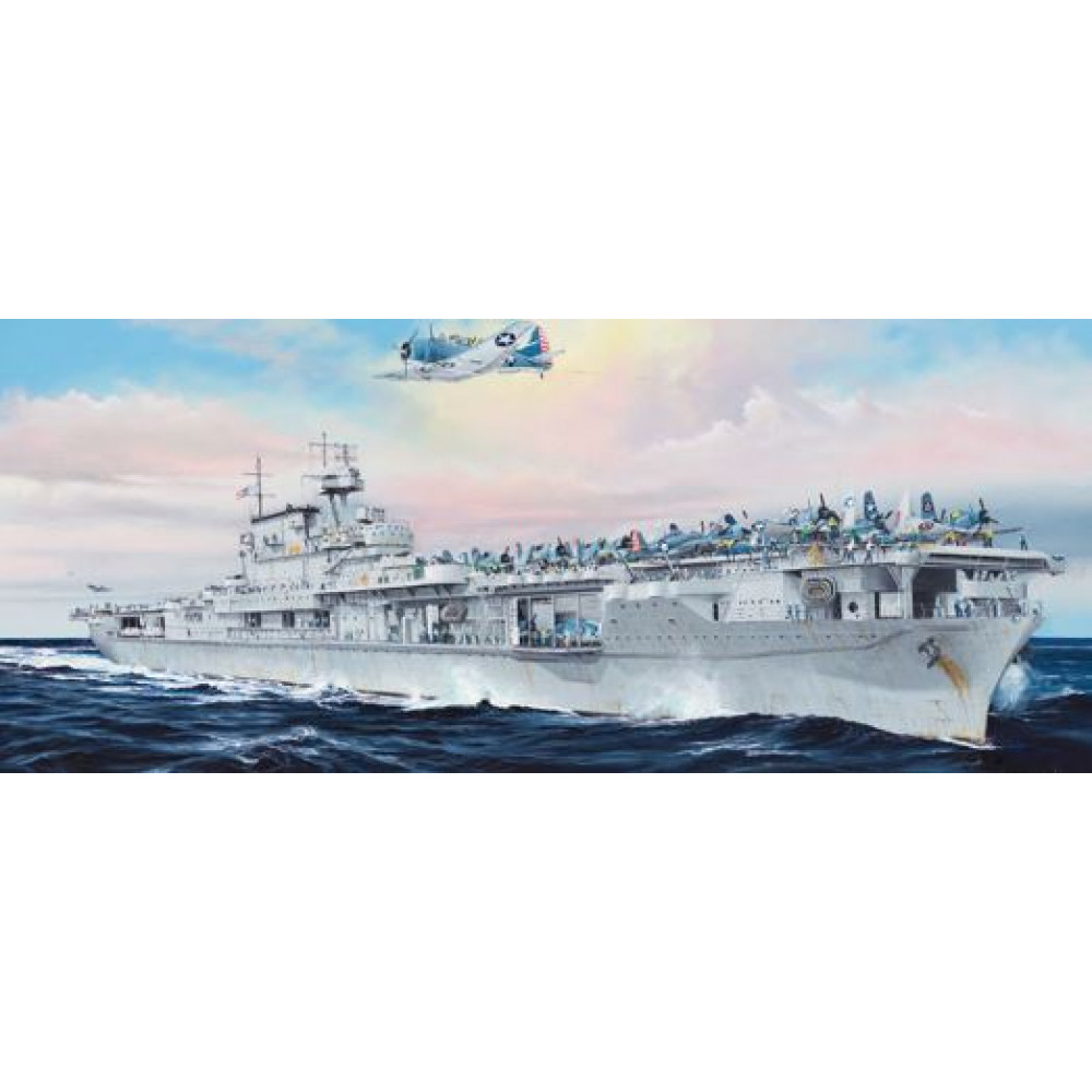 CV-6 USS Enterprise  1/350 Merit 65302