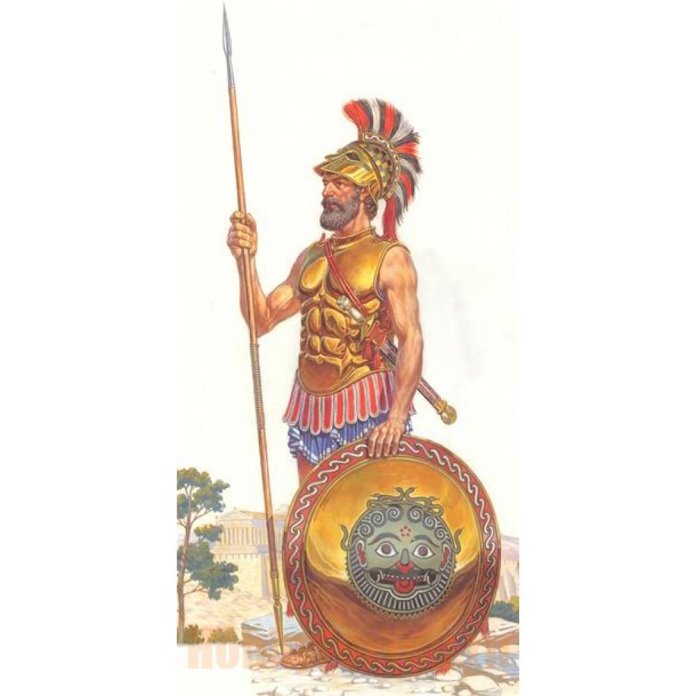 Athenian hoplite  1/16 MiniArt 16014