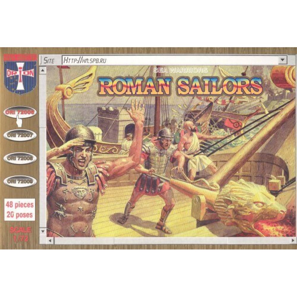 Roman Sailors 1/72 Orion 72006