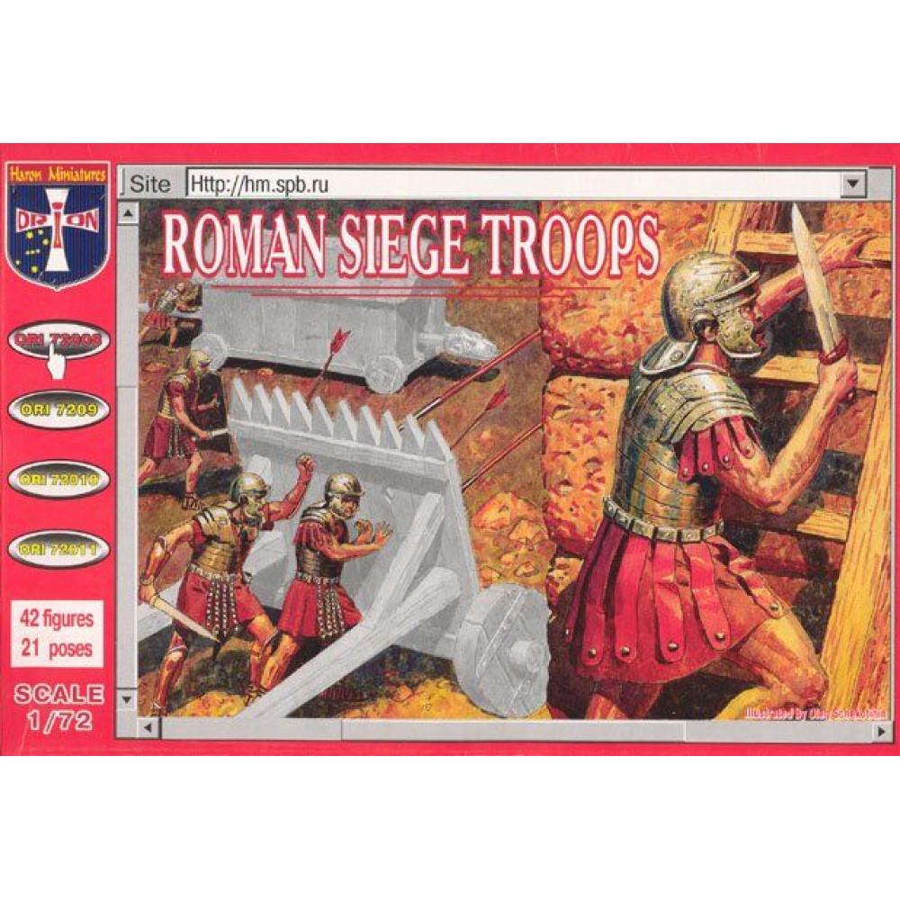 Roman Siege Troops  1/72 Orion 72008