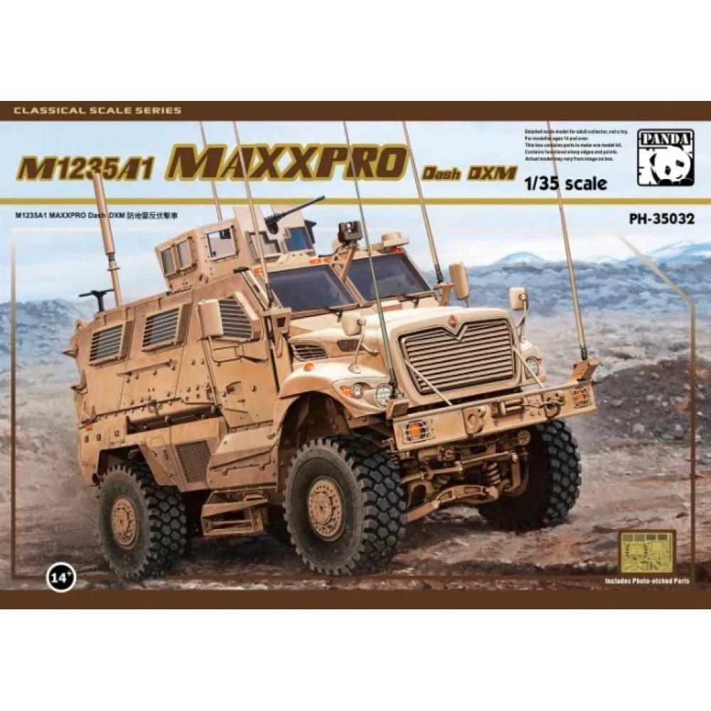 M1235A1 MaxxPro Dash DXM  1/35 Panda  35032