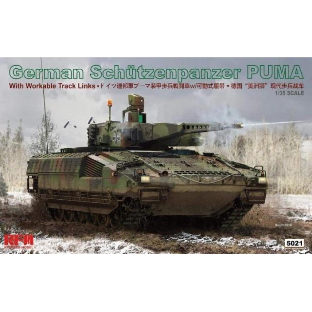 German Schützenpanzer Puma 1/35 RFM  5021