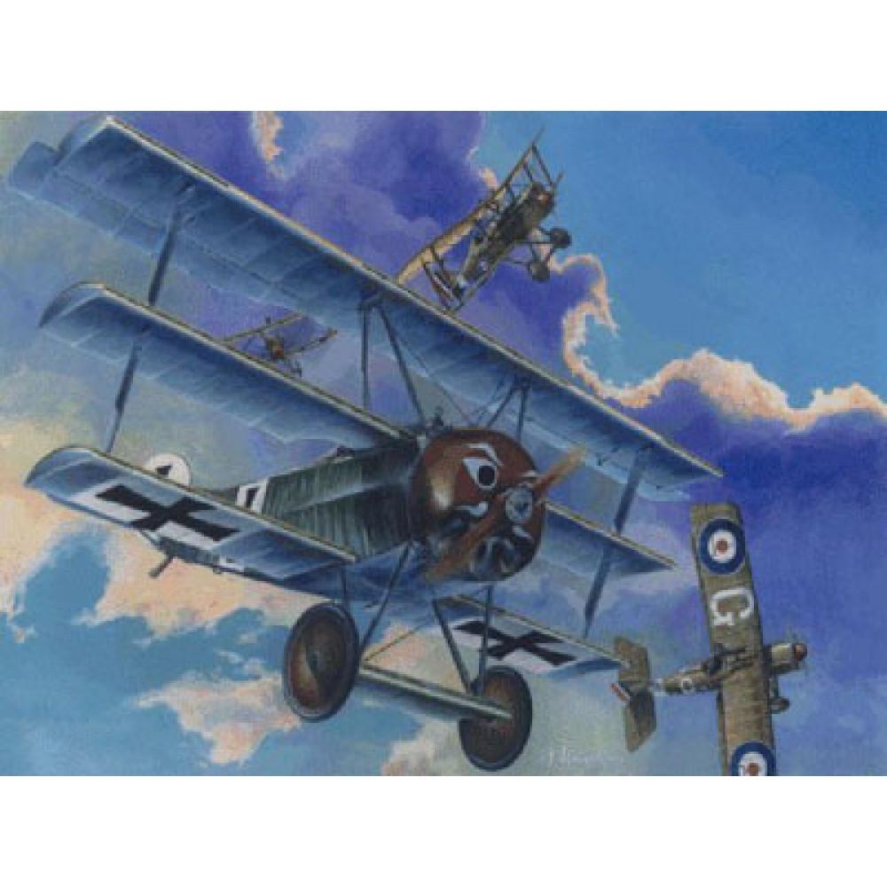 Albatros D.II Oeffag s.53 1/72 Roden 018