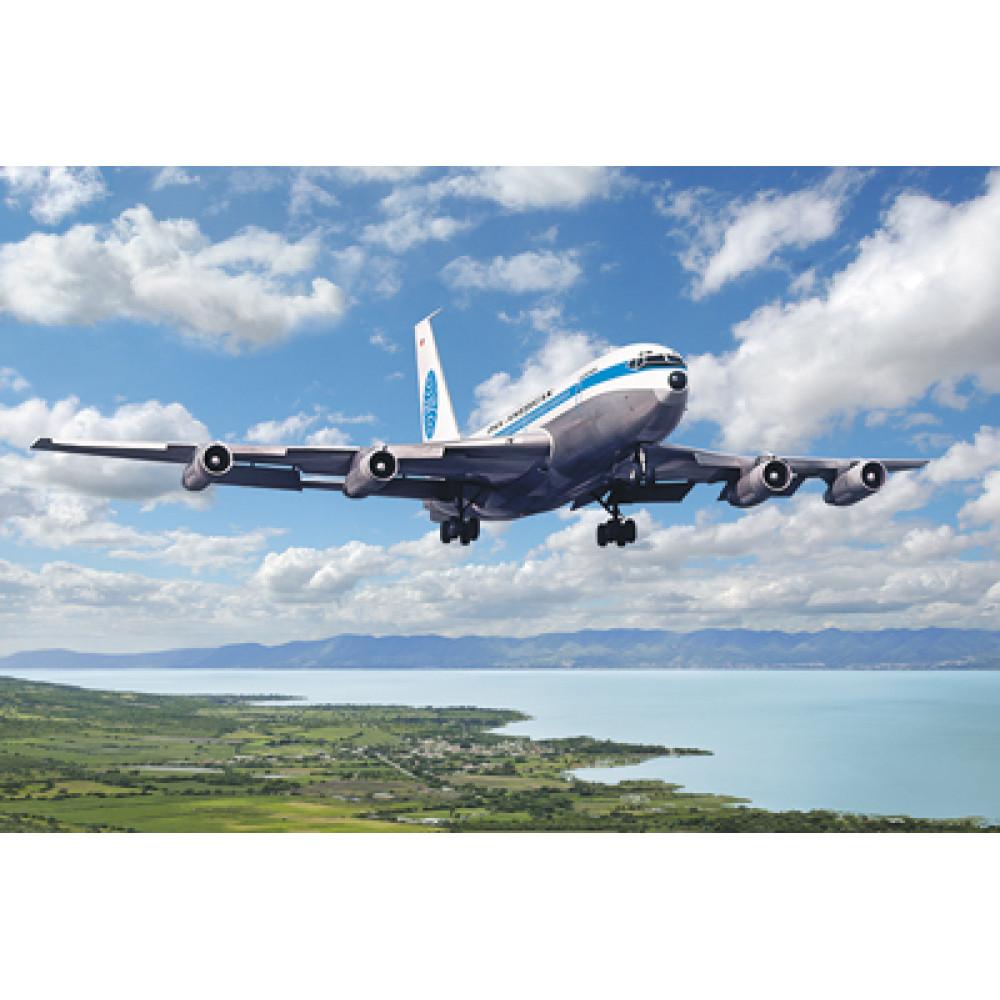Boeing 720B Pan American 1/144 Roden 319