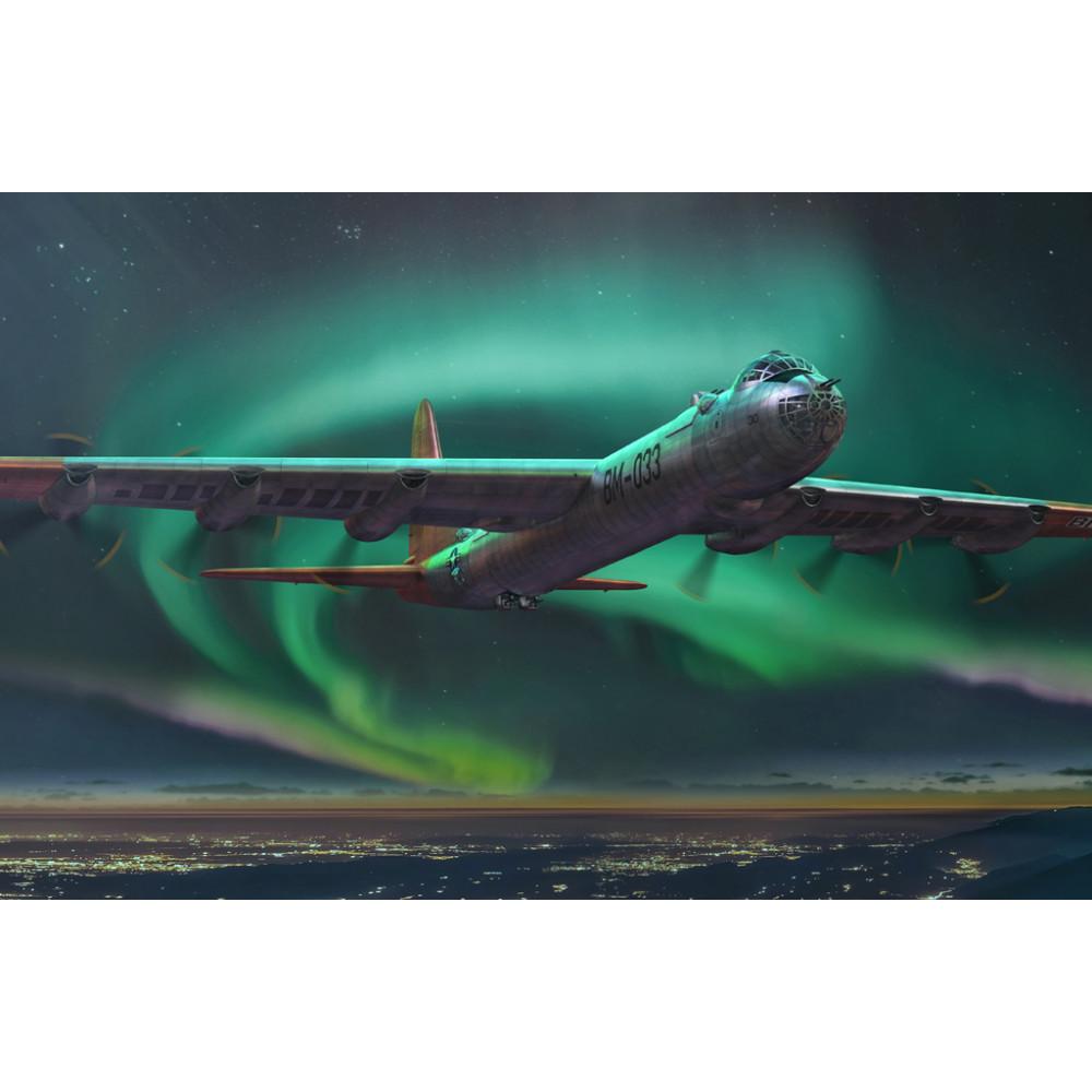Convair B-36 Peacemaker 1/144 Roden RN347