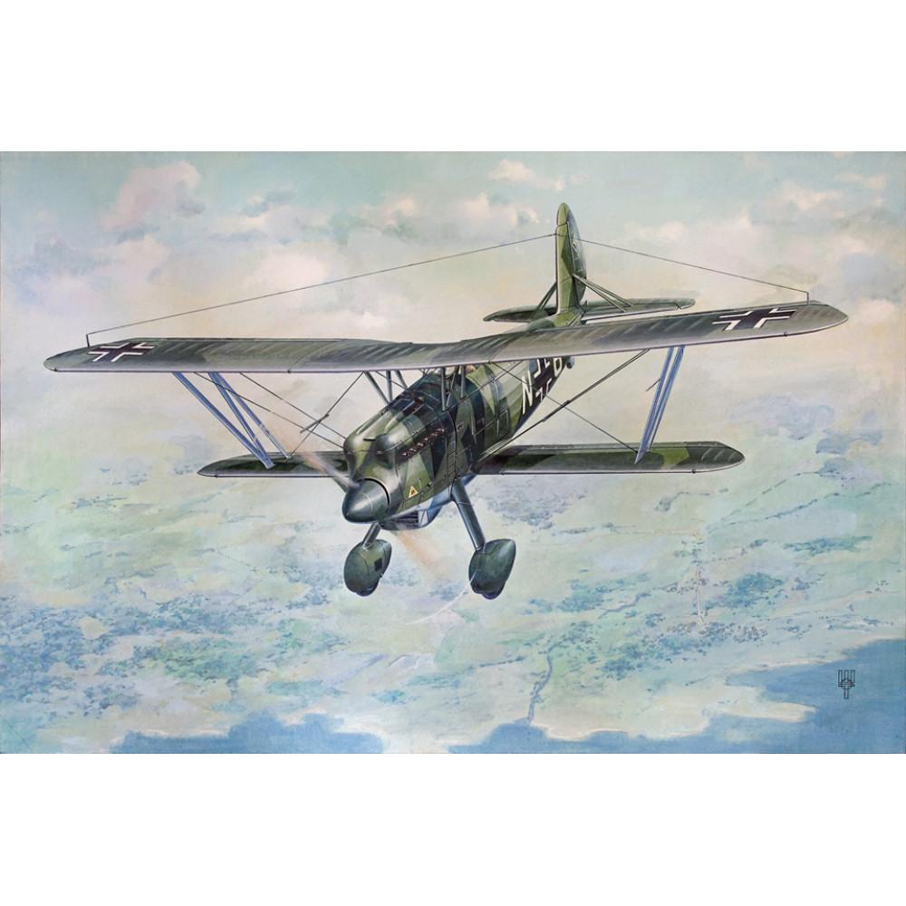 Arado Ar 68F 1/48 Roden 454