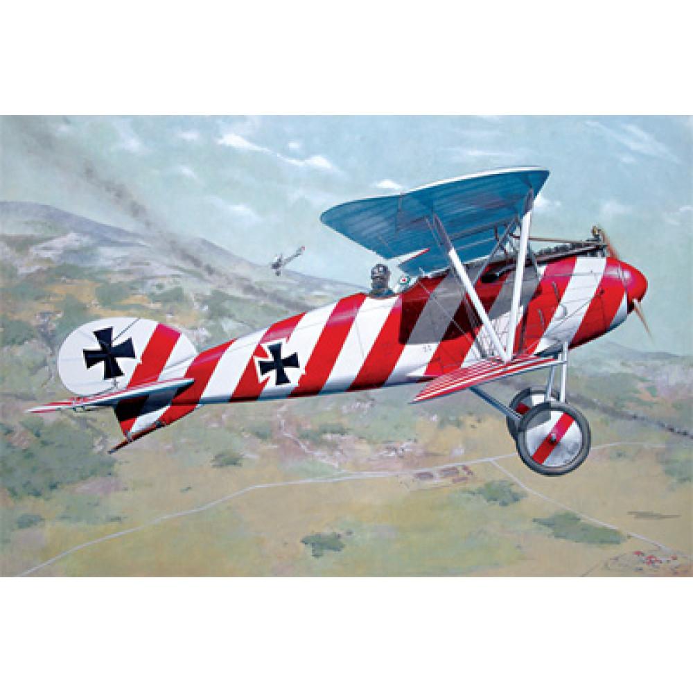 Albatros D.III (OAW) of WWI 1/32 Roden 608
