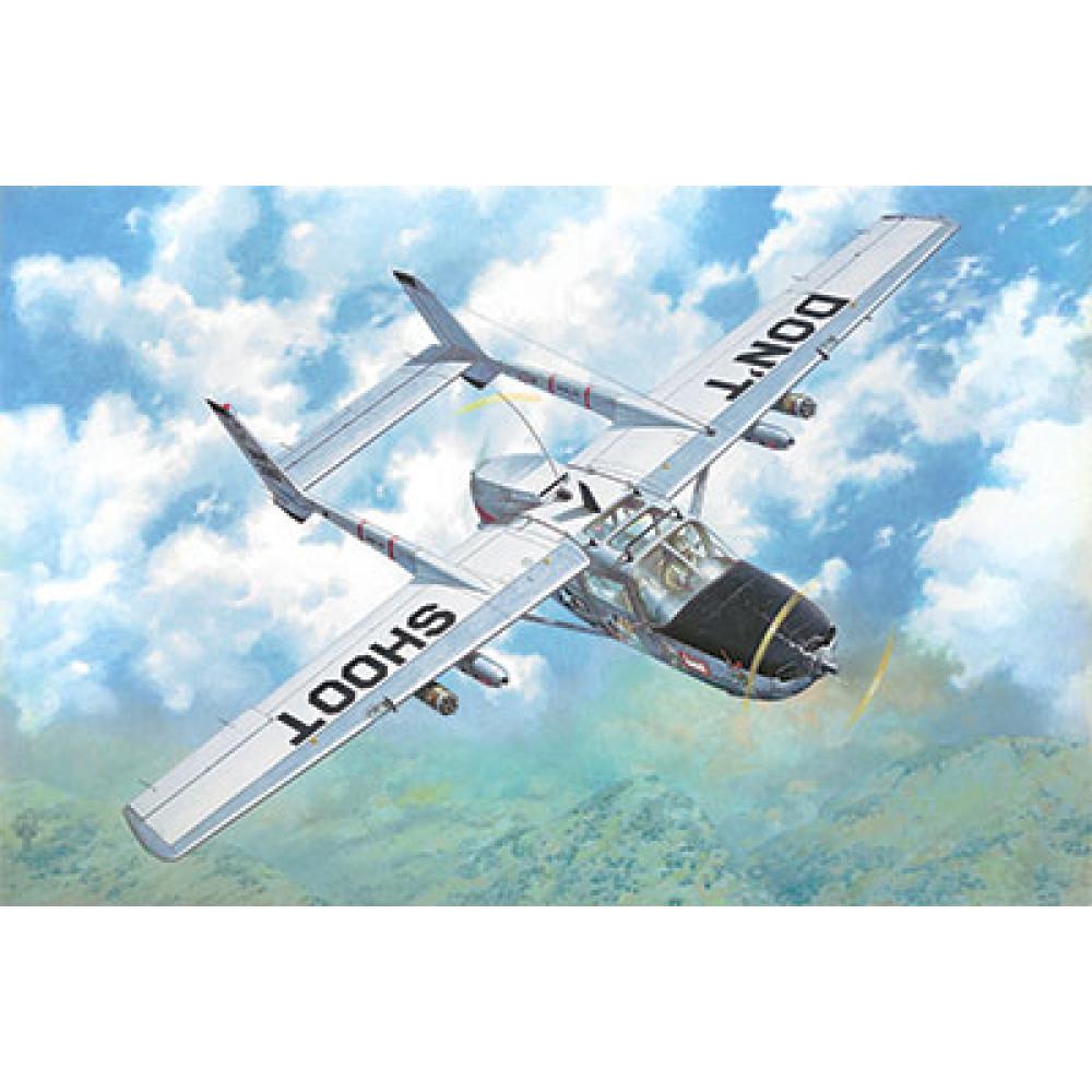 Cessna O-2A Skymaster 1/32 Roden 620