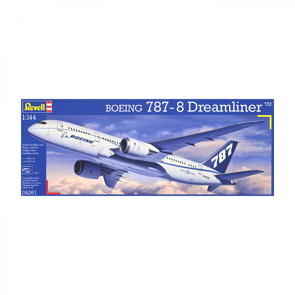 BOEING 787-8 DREAMLINER 1/144 Revell 04261