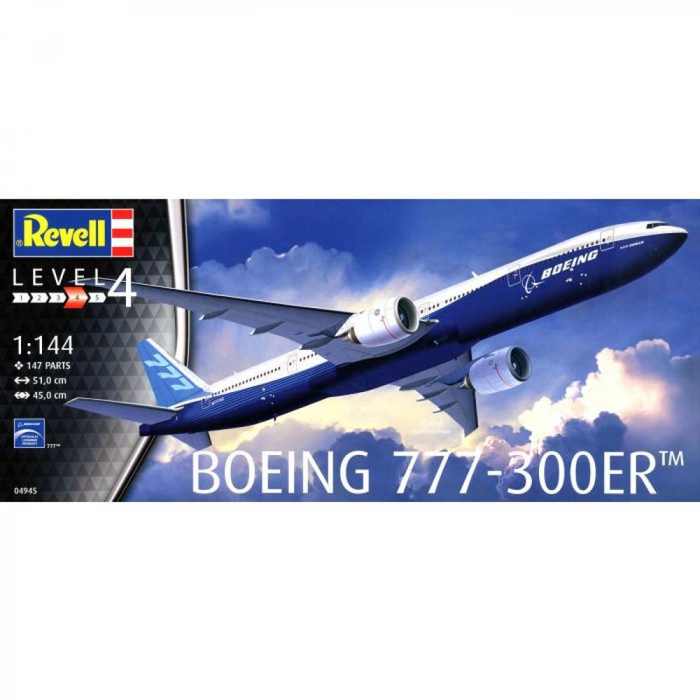 BOEING 777-300ER 1/144 Revell 04945