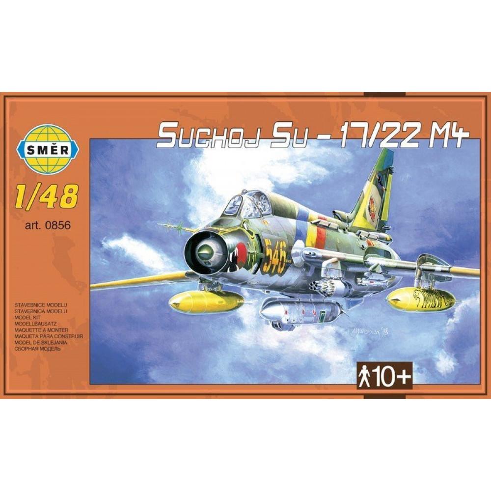 Suchoj Su - 17/22 M4. 1/48 Smer 0856