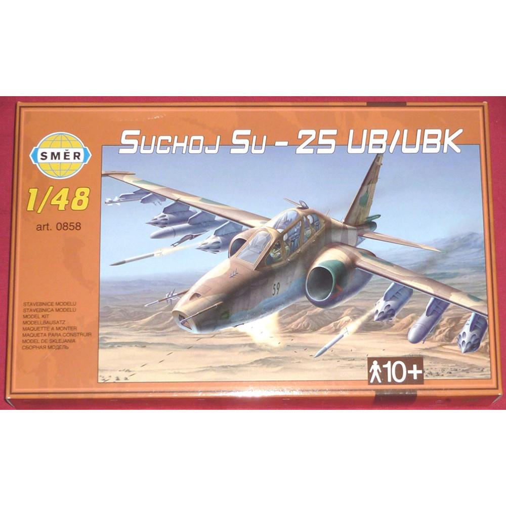 Su-25 UM  1/48 Smer 0858