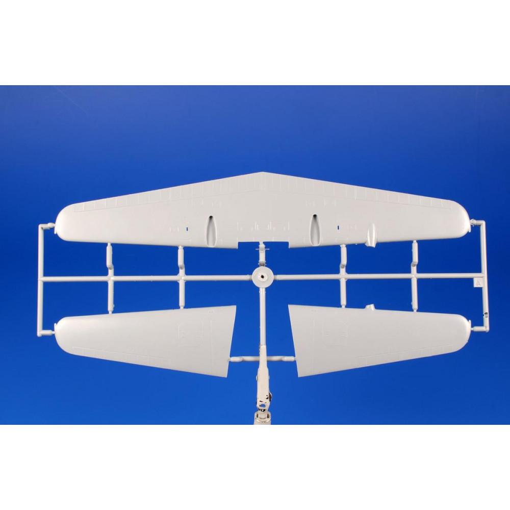 """Fokker D.XXI 3. sarja """"with Mercury engine"""" 1/48 Special Hobby 48078"""