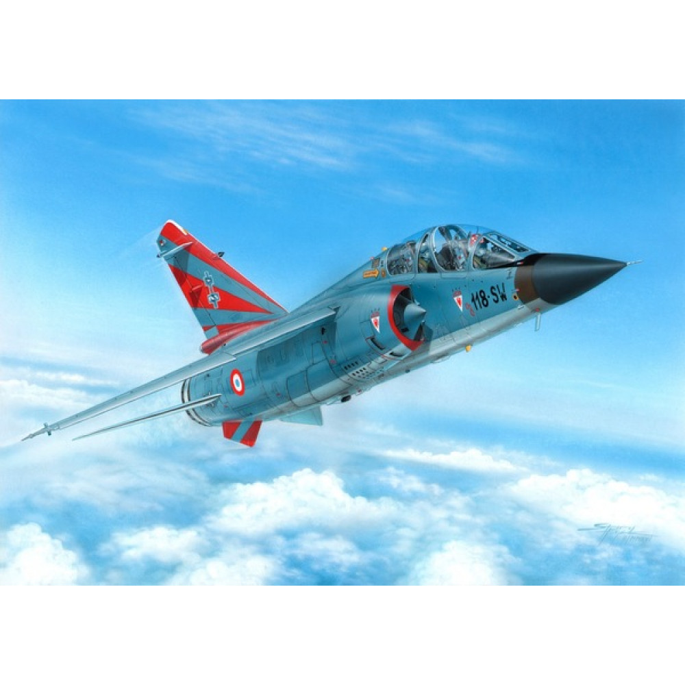 Mirage F.1B  1/72 Special Hobby 72291