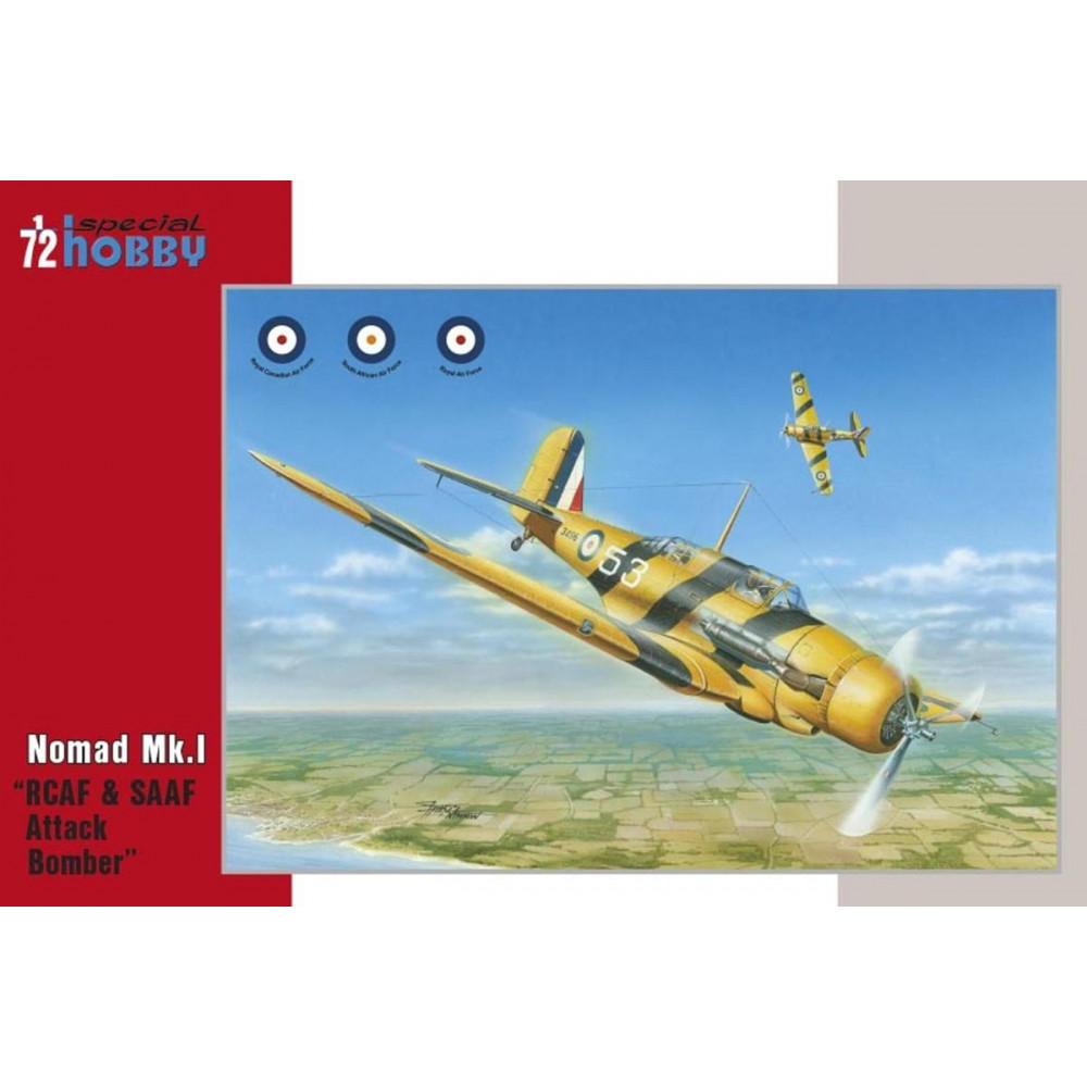 Nomad Mk. I 1/72 Special Hobby 72292