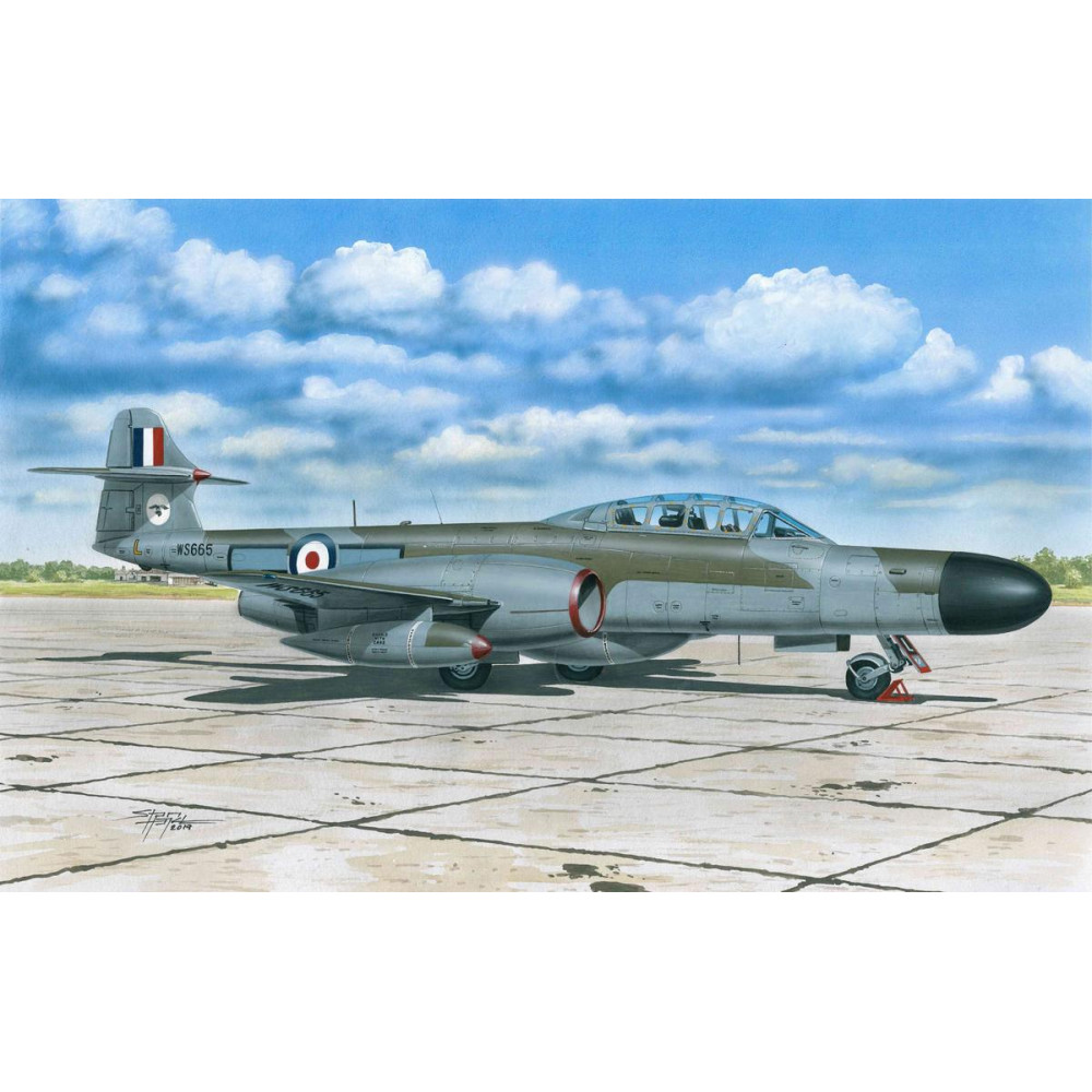 A.W. Meteor NF MK.12 1/72 Special Hobby 72360