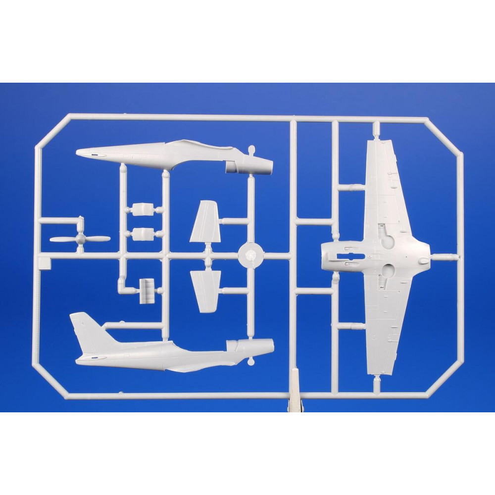 SIAI-Marchetti SF-260EA/D/EU ' Late Bulged Canopy Type' 1/72 Special Hobby 72433