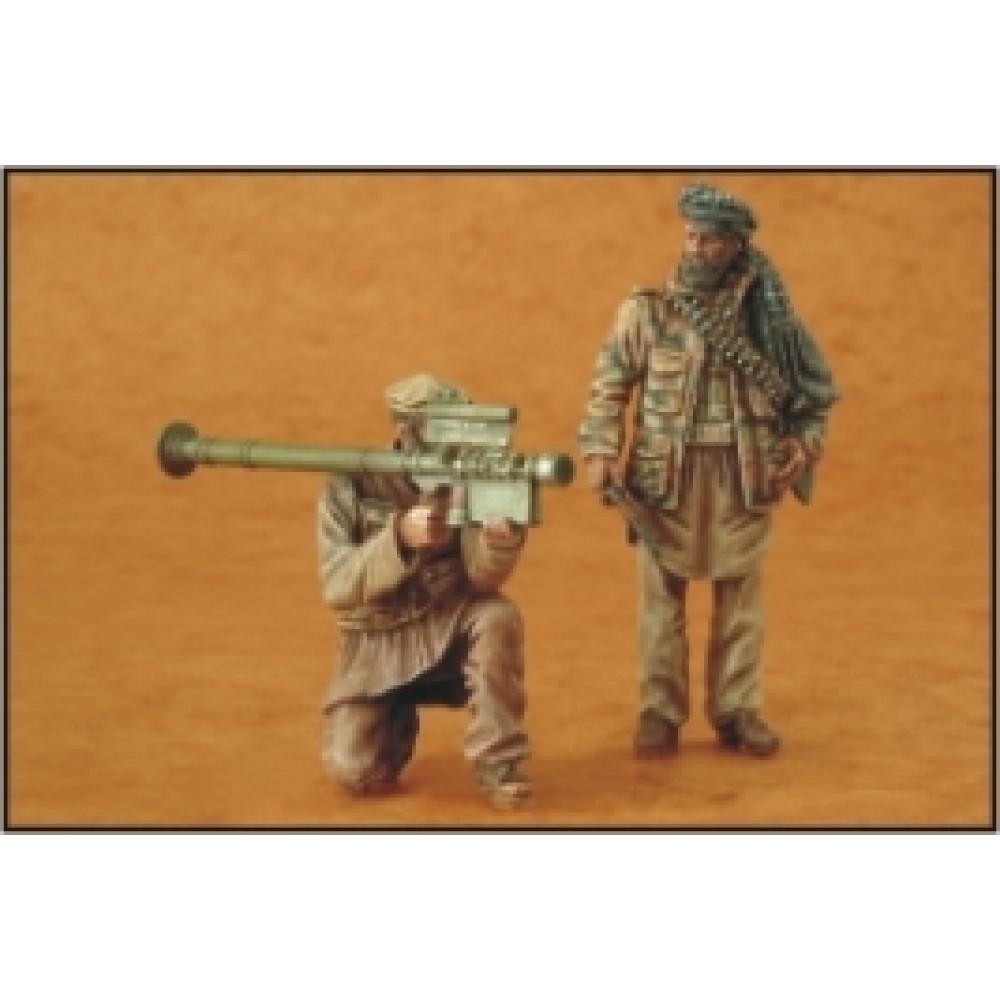 Afghan Warriors — 2 фигурки 1/35 CMK F35073