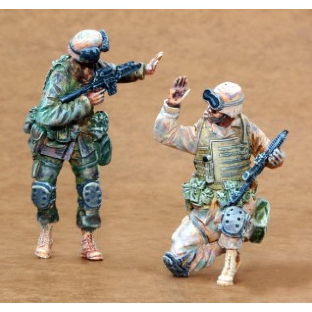 Infantry Freedom Iraq набор №1 — 2 фигурки 1/35 CMK F35163
