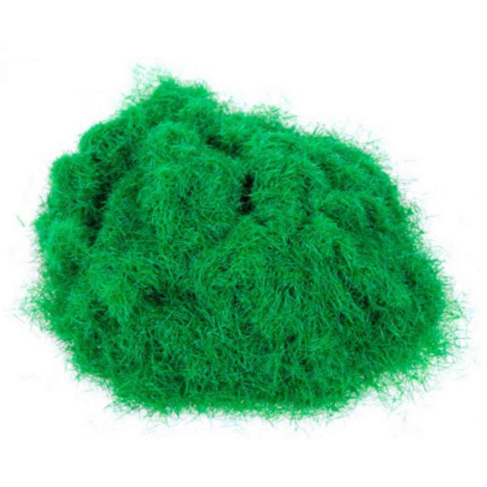 Модельная (макетная) средне-зелёная трава