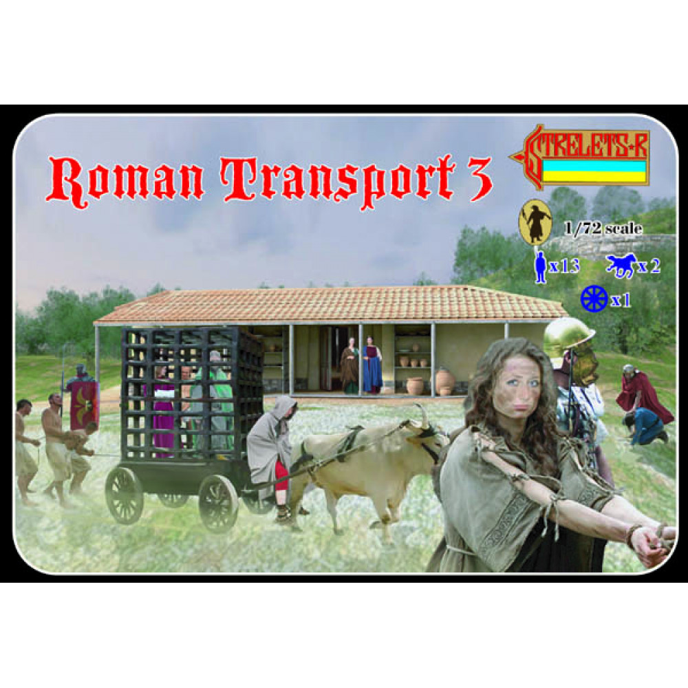 Roman Transport 3 1/72 STR 131