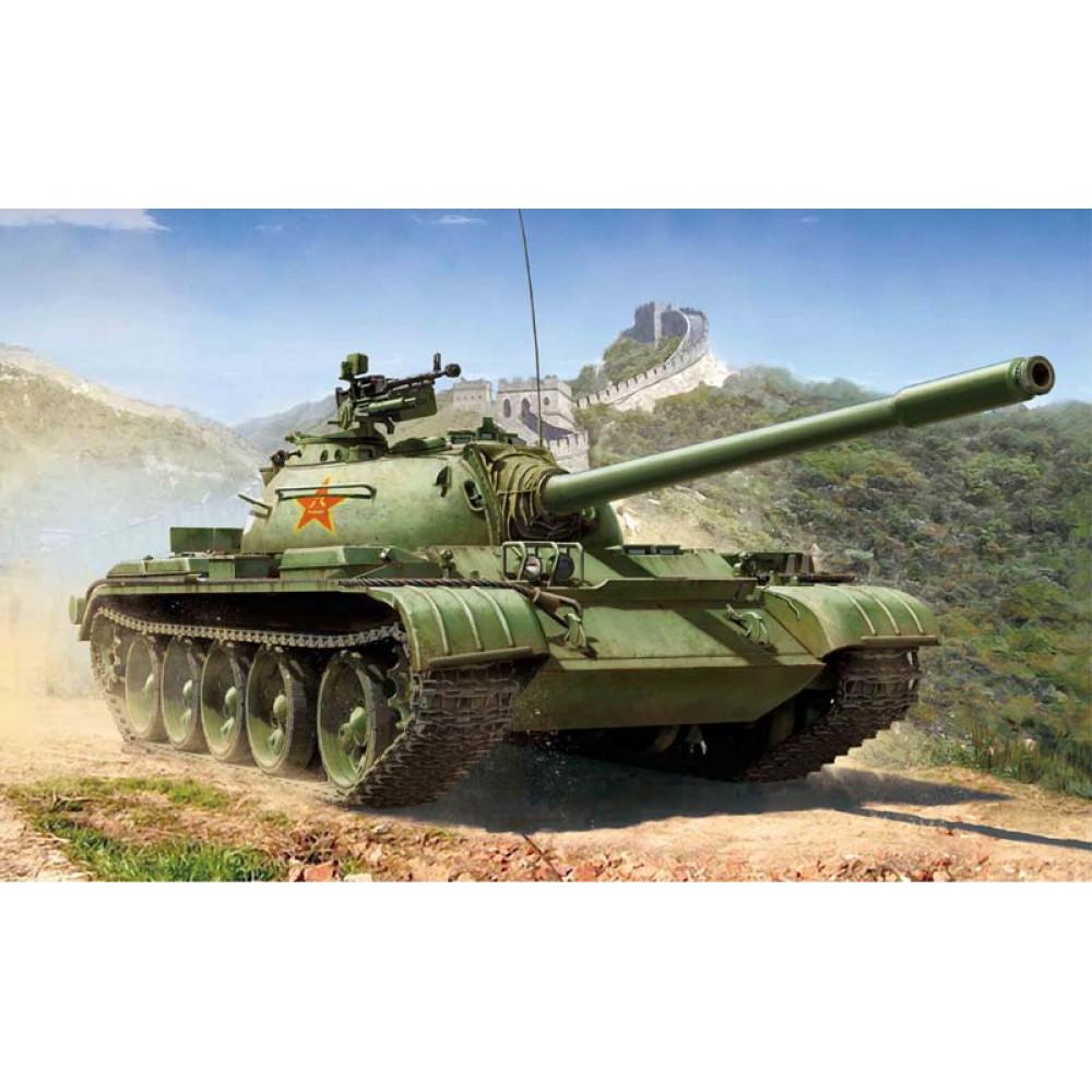 Chinese Medium Type 59/69 2 in 1  1/35 Takom 2069
