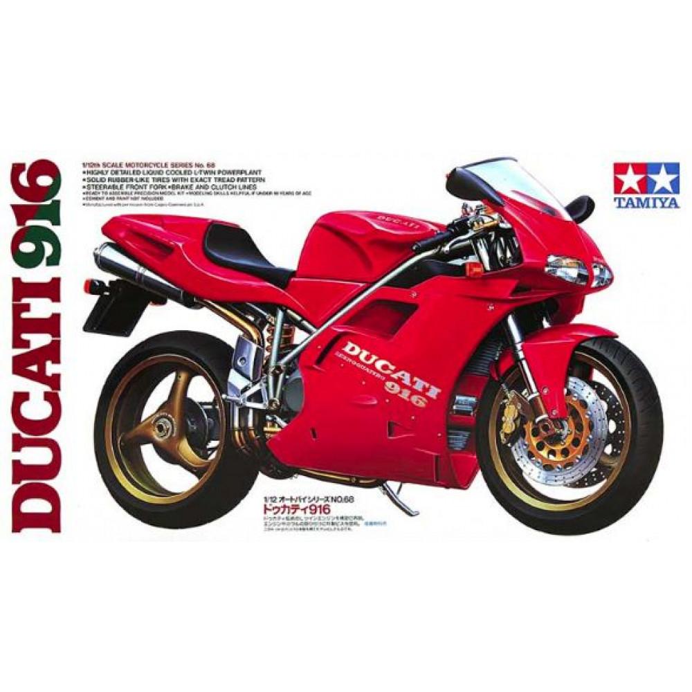 Ducati 916 1/12  Tamiya  14068