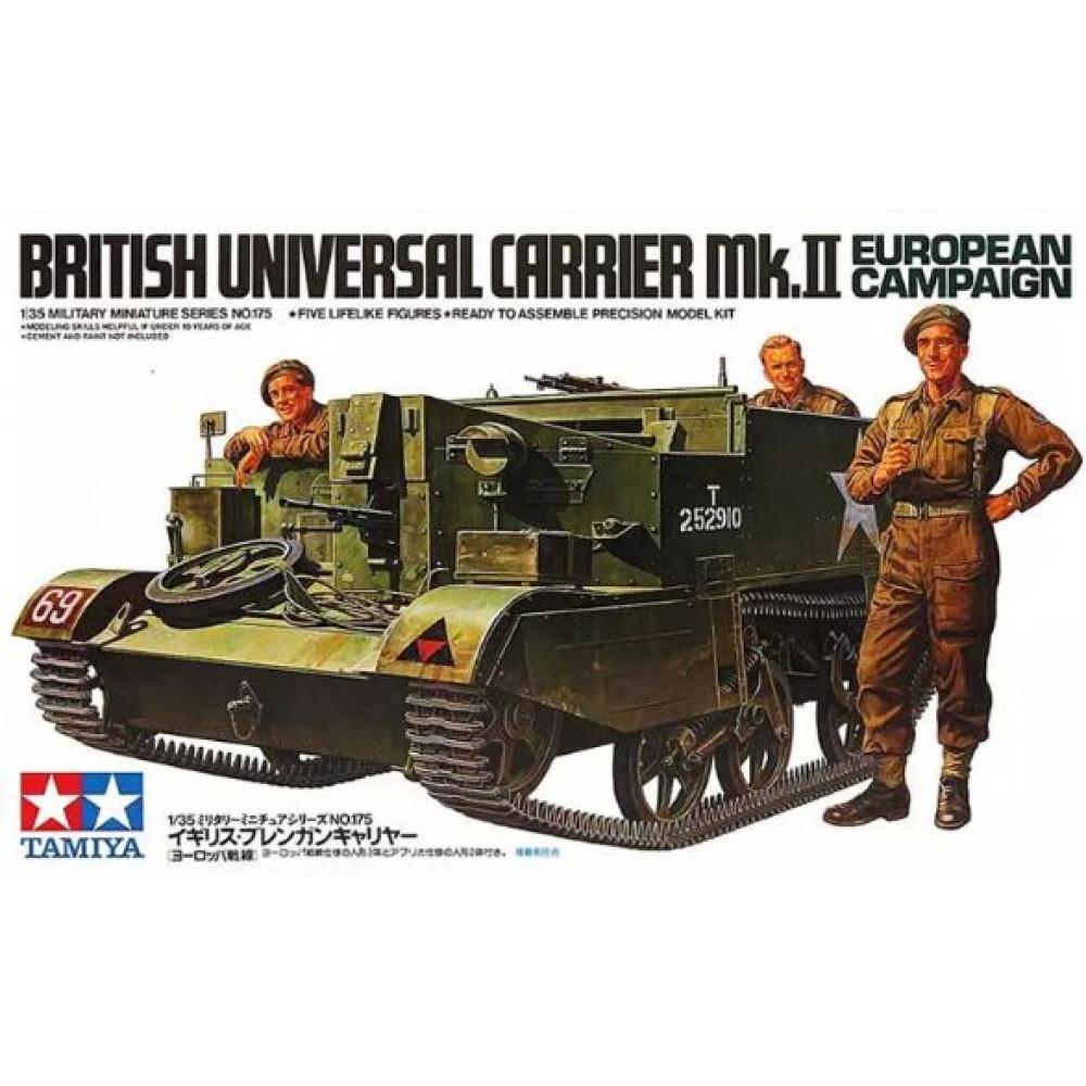 British Universal Carrier Mk.II European Campaign 1/35 Tamiya 35175