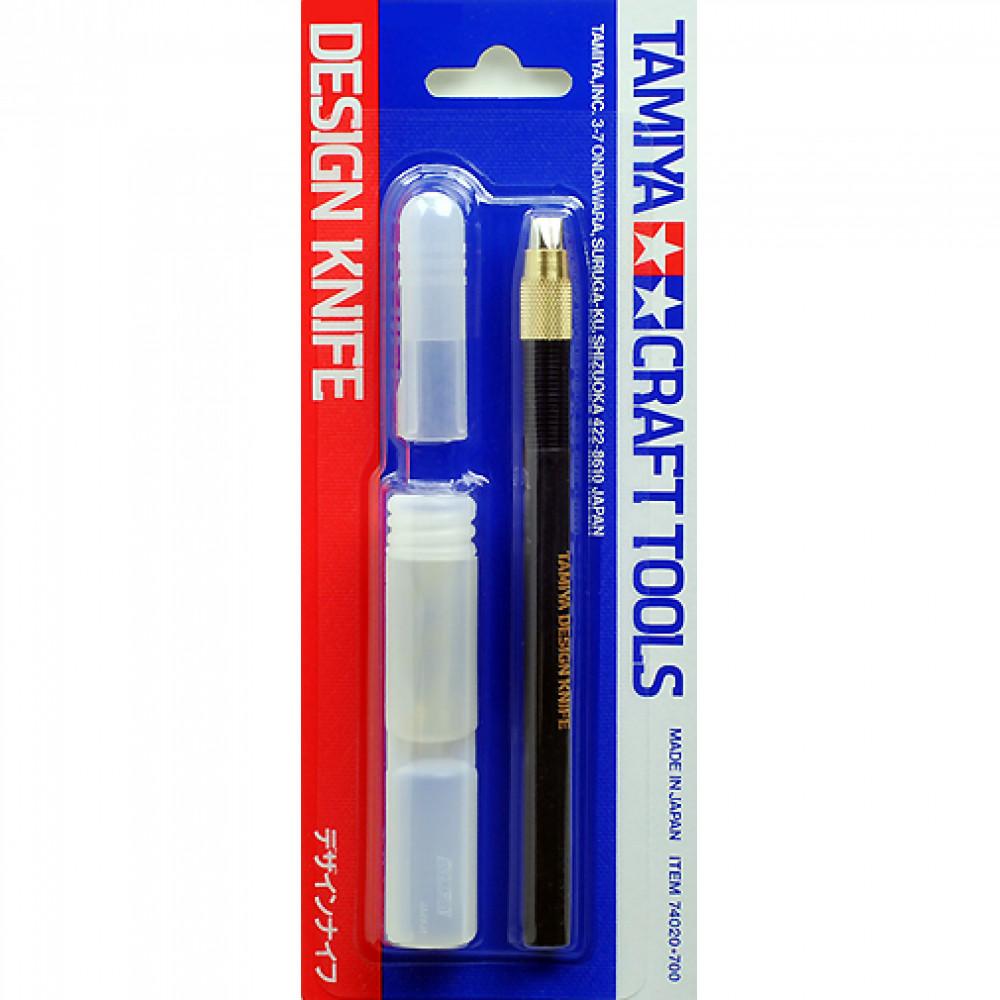 Designer knife with 30 additional blades Tamiya 74020