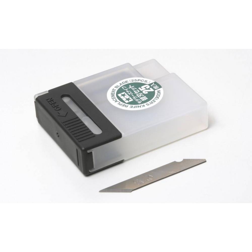 Knife blade Modelers Knife Tamiya 74075