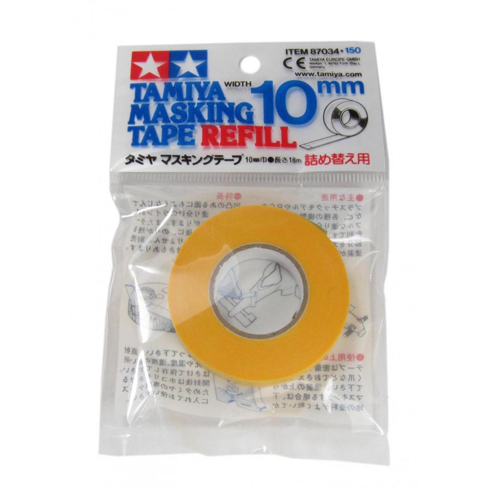 Masking Tape - Masks 10 mm  Tamiya 87034