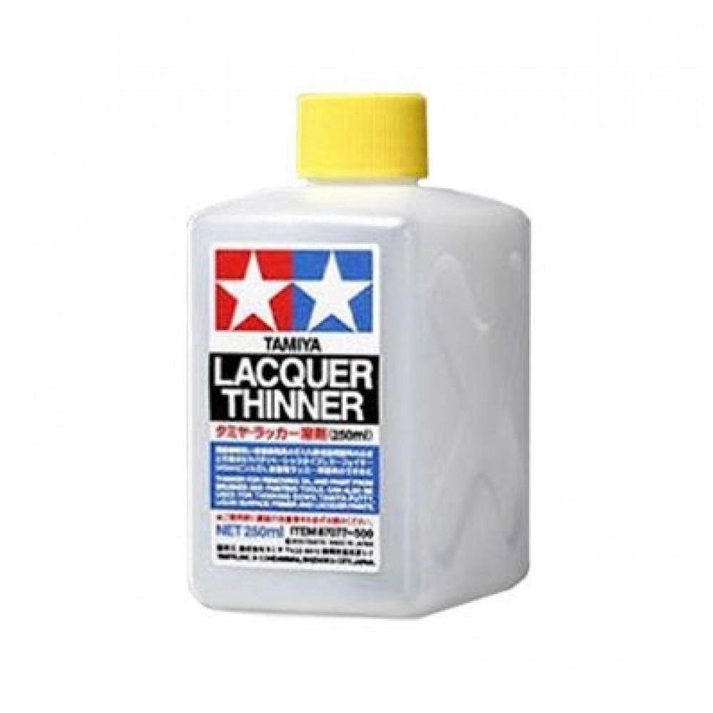 Lacquer Thinner  250 ml - Tamiya 87077