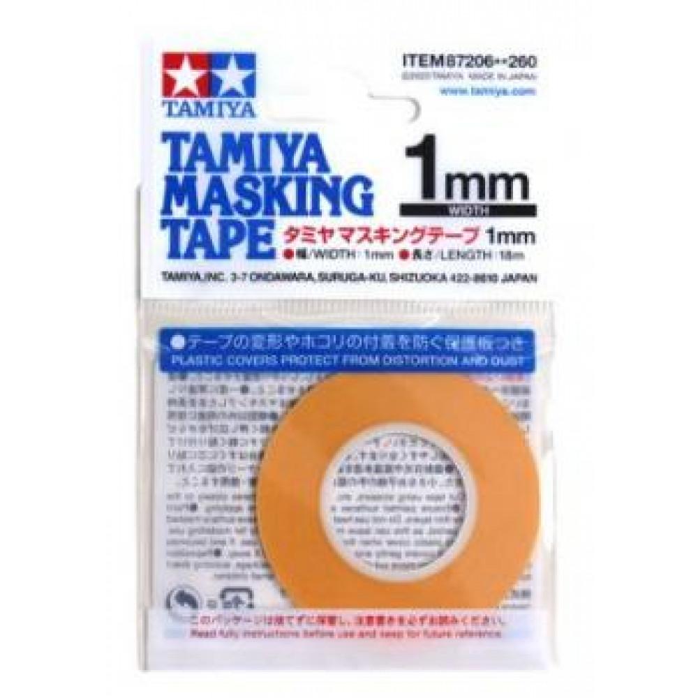 Masking Tape - 1 mm  Tamiya 87206