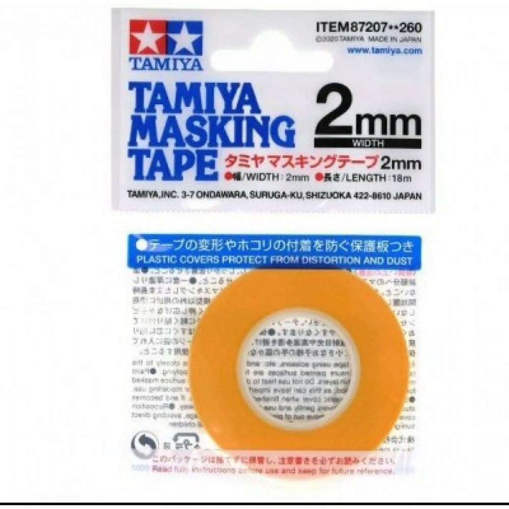 Masking Tape - 2 mm  Tamiya 87207
