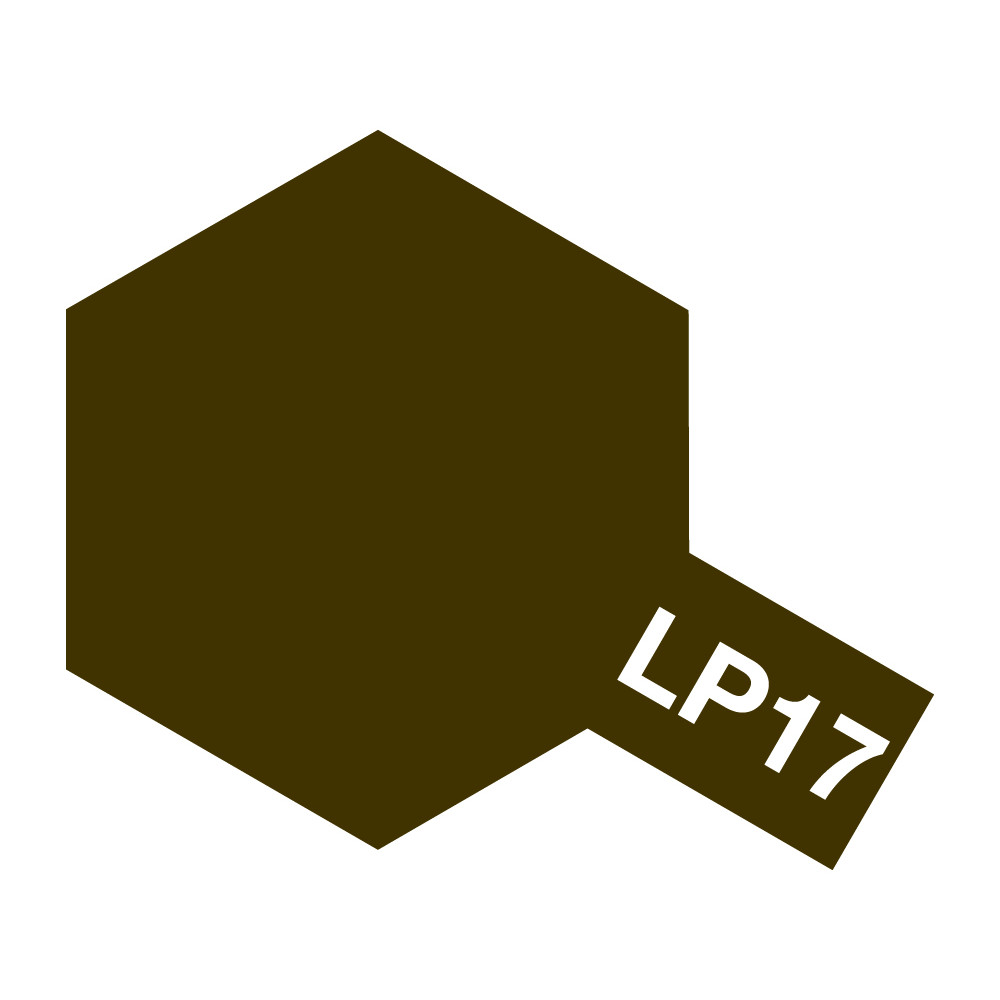 LP-17 Linoleum deck brown Tamiya 10 ml
