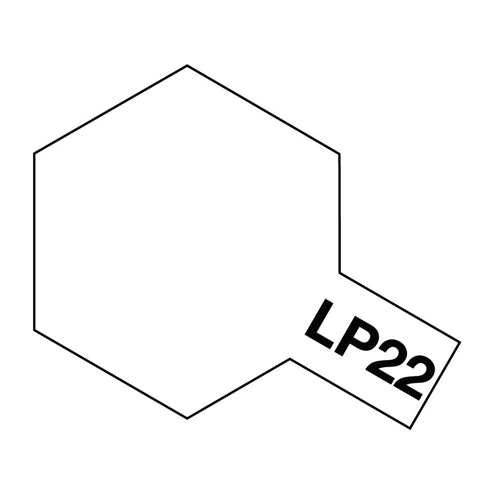 LP-22 Flat base Tamiya 10 ml