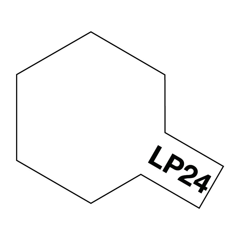 LP-24 Semi gloss clear Tamiya 10 ml