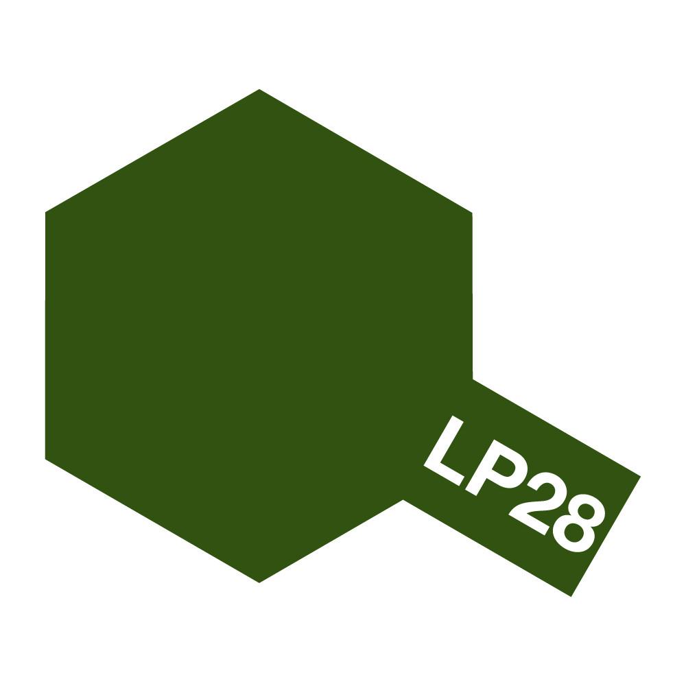 LP-28 Olive drab Tamiya 10 ml