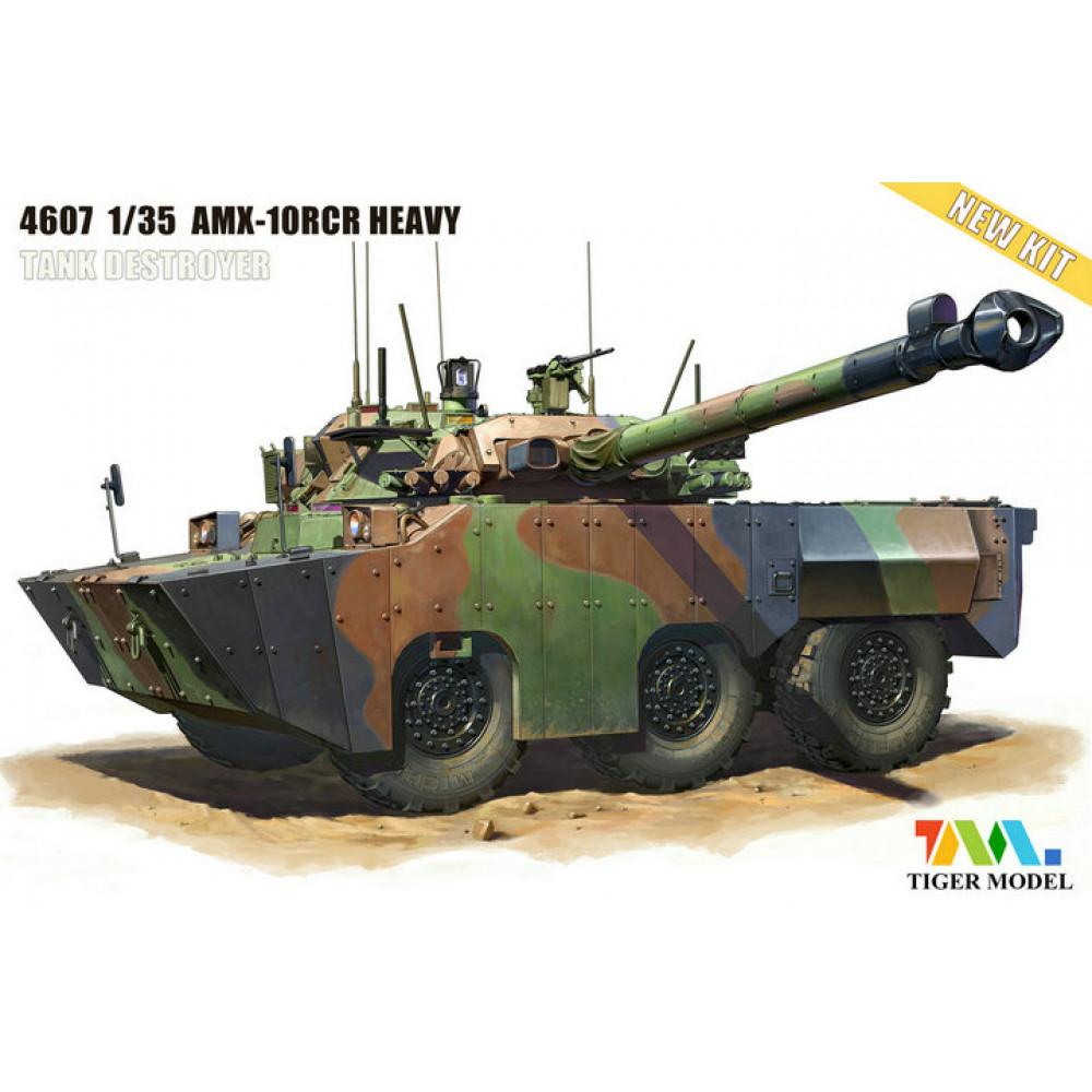 Tank destroyer AMX-10RCR SEPAR 1/35 Tiger Model  4607