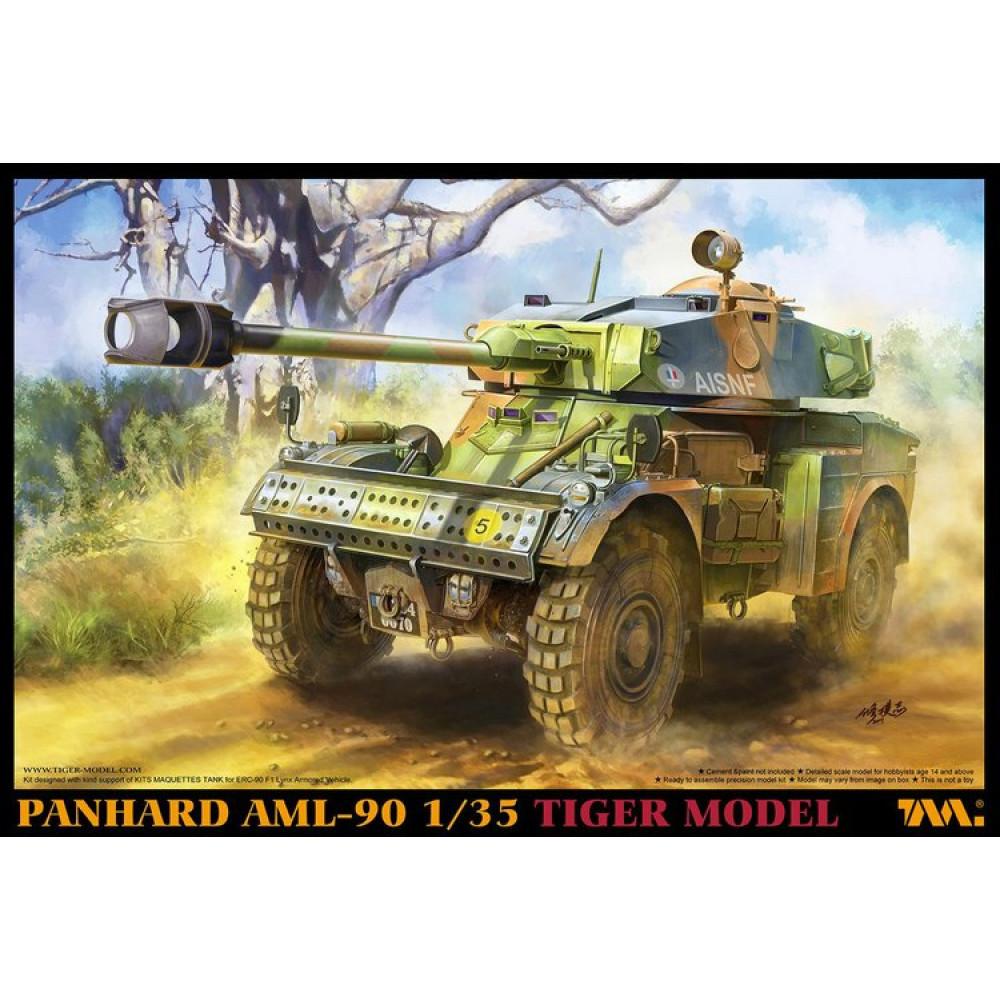 PANHARD AML-90 1/35 Tiger Model  4635