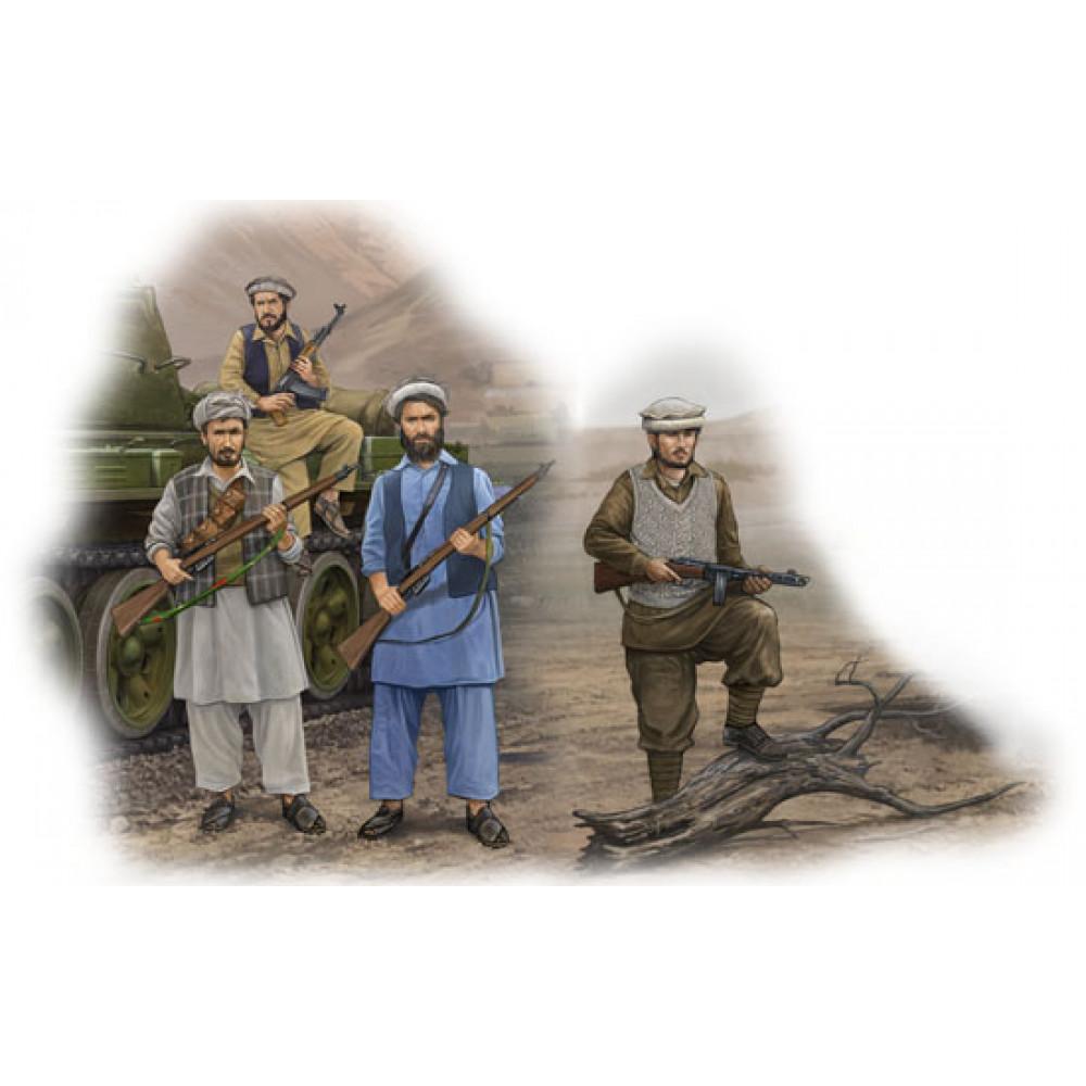 Afghan rebels 1/35 Trumpeter  00436