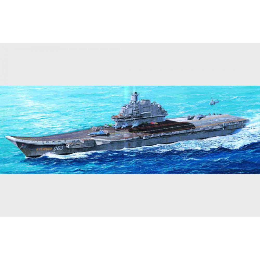 USSR  Admiral Kuznetsov 1/350 Trumpeter 05606