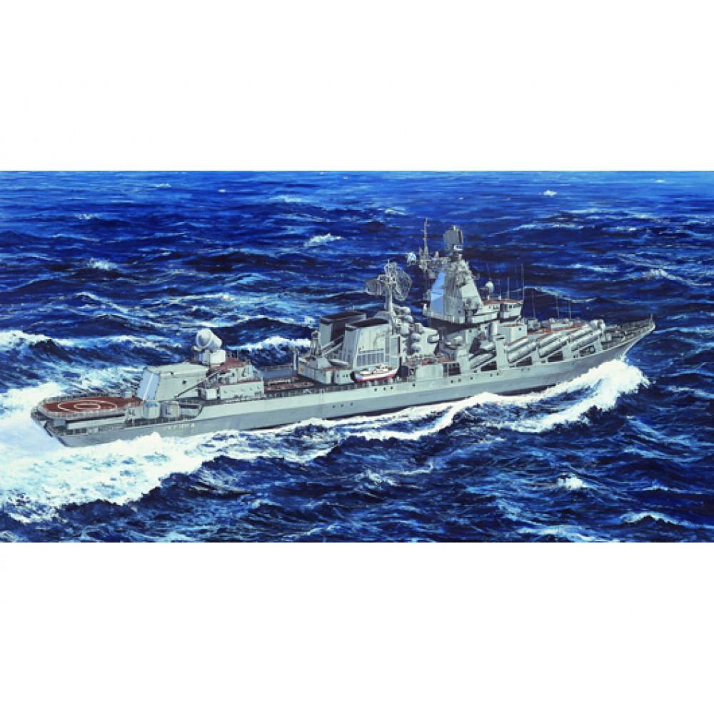 Croiseur lance missile  Ukrainien 1/700 Trumpeter  05723