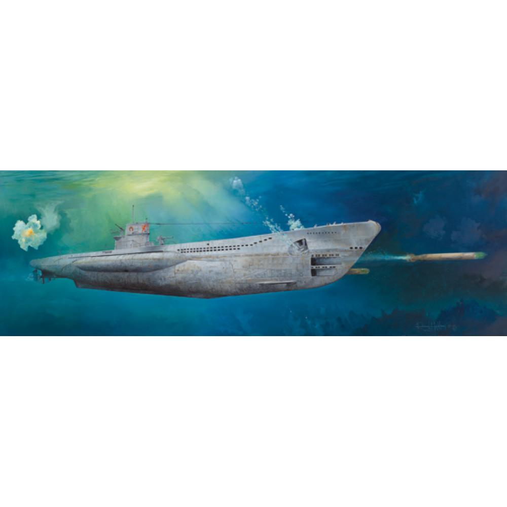 DKM U-Boat Type VIIC U-552 1/48 Trumpeter 06801