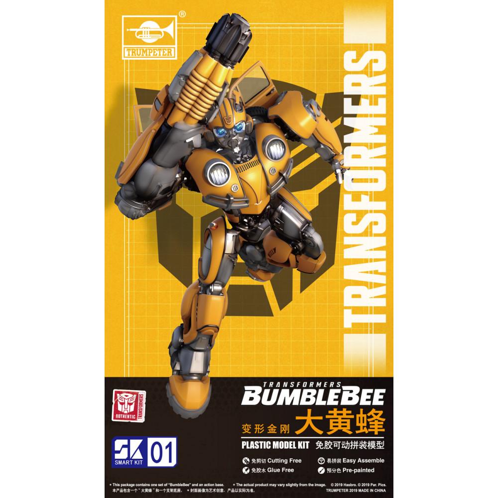 Bumblebee 1/100 Trumpeter SK01 08100