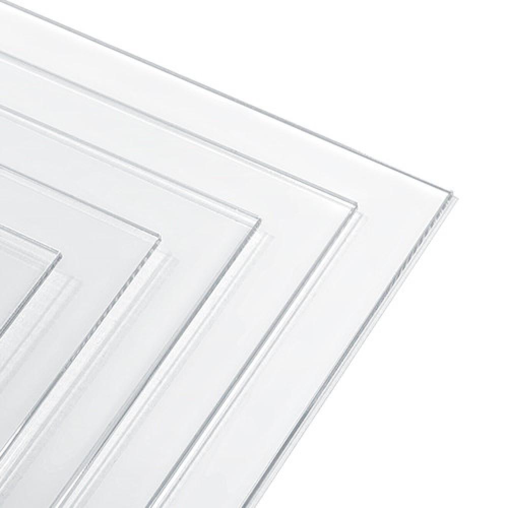 PVC sheet diaphanous  size 20 * 30 cm, thinckness 0,3 mm Stendmodels pol03