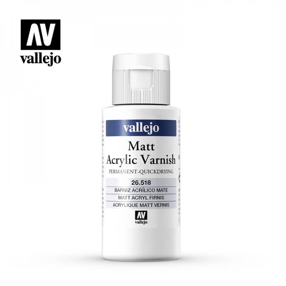 Matt Acrylic Varnish  Vallejo 26518