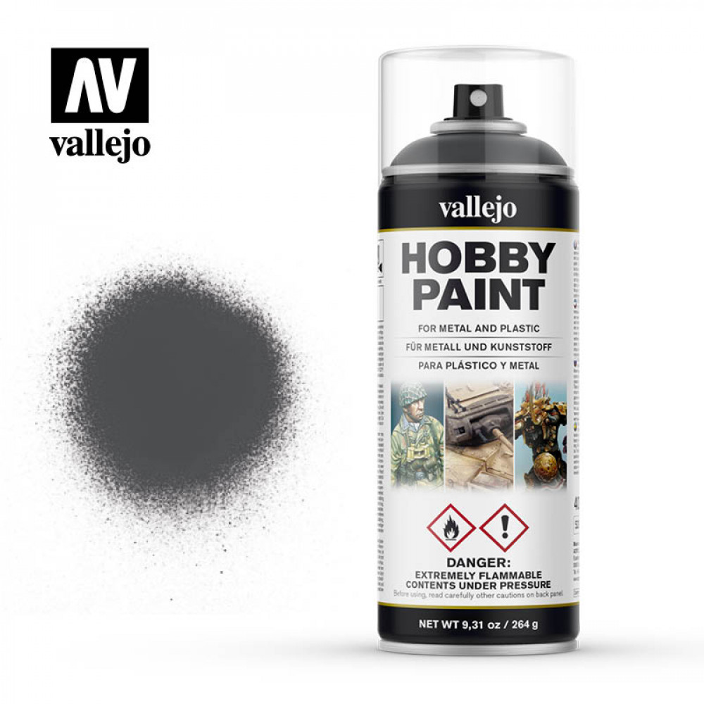 Canister paint AFV Color Panzer Grey, 28002