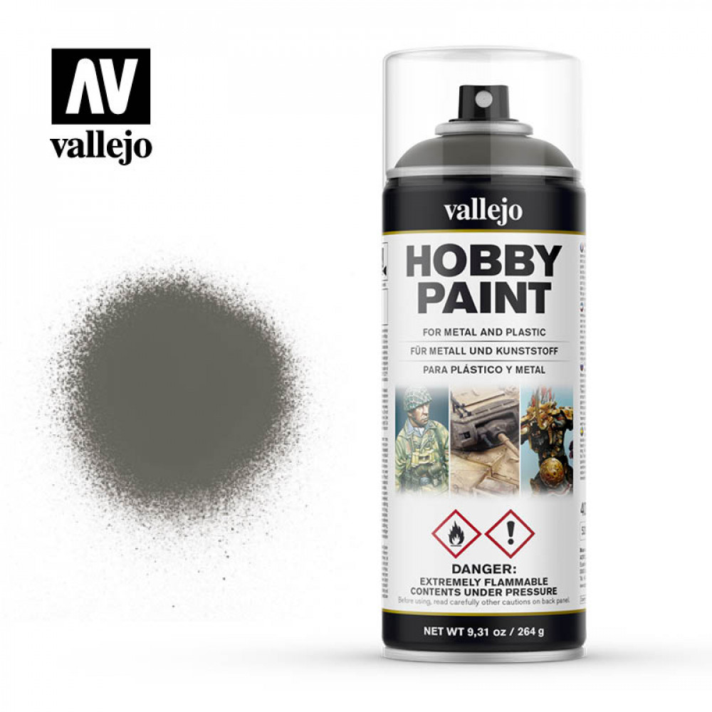 Canister paint AFV Color German Field Grey, 28006