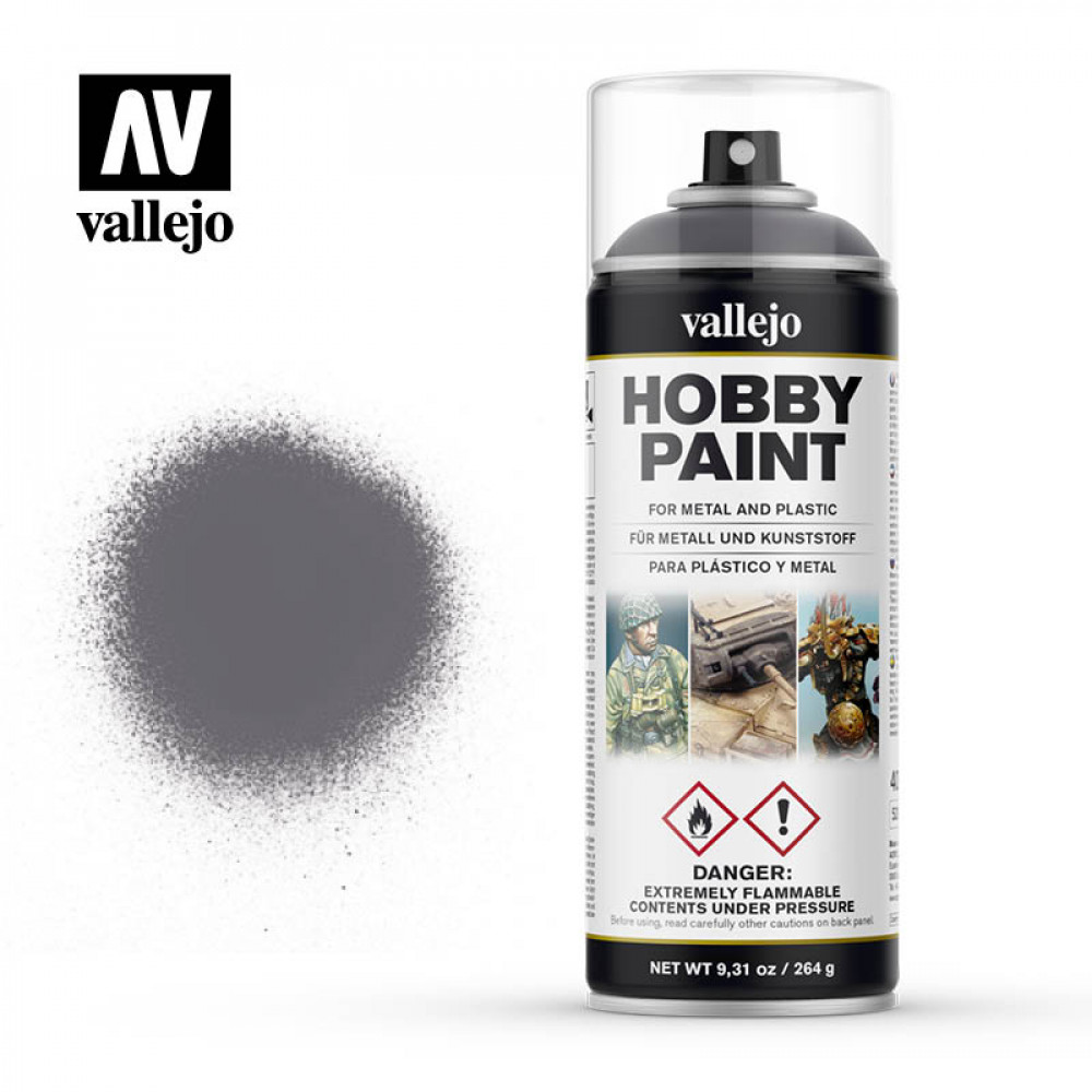 Canister paint AFV Color Gunmetal, 28031